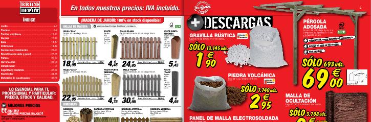 Brico depot bricolaje y construcci n guiaempresaxxi - Brico depot catalogo construccion ...