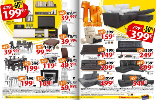 Productos conforama super ofertas - Catalogo conforama madrid ...