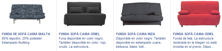 Sof s cama en conforama ofertas cat logos for Sofas conforama catalogo