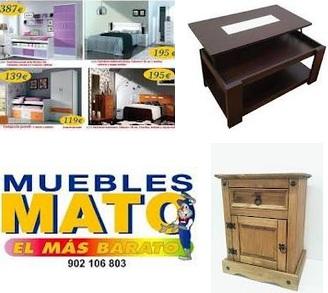 muebles mato armarios